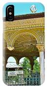 Fountain For Doing Ablutions In Konya-turkey  IPhone Case
