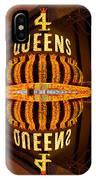 Four Queens 2 IPhone Case