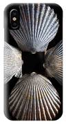 Four Shells IPhone Case