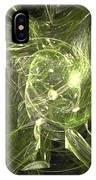 Fractal 068 IPhone Case