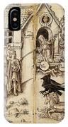 French Early 16th Century IPhone Case