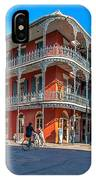 French Quarter Afternoon IPhone Case