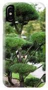 Garden Landscape - Topiary IPhone Case