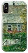 Gardening Shed IPhone Case