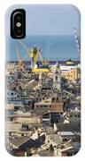 Genova. The Old Town  IPhone Case