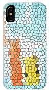 Geometric Abstract IPhone Case