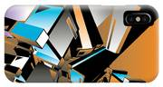 Geometric Colorful Design Abstract IPhone Case
