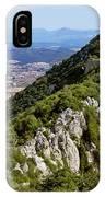 Gibraltar Rock IPhone Case