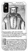 Girolamo Zanchi (1516-1590) IPhone Case