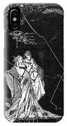 Goethe: Faust IPhone Case