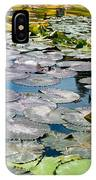 Gorgeous Water Lilies IPhone Case