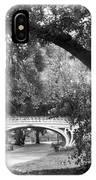 Gothic Bridge IPhone Case