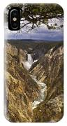 Grand Canyon Of The Yellowstone IPhone Case
