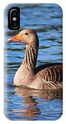 Graylag Goose IPhone Case