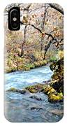 Greer Spring  IPhone Case