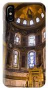 Hagia Sophia Church Istanbul Turkey IPhone Case