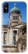 Hanseatic Supreme Court Of Hamburg IPhone Case