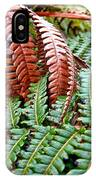Hapu'u Frond IPhone Case
