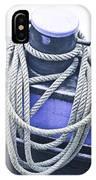 Harbour Rope IPhone Case