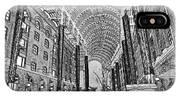 Hays Galleria London Sketch IPhone Case