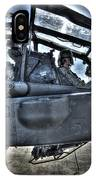 Hdr Image Of Pilots Equipped IPhone Case