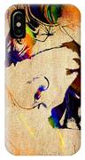 Heath Ledger The Joker Collection IPhone Case