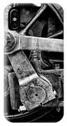 Heavy Steel IPhone Case