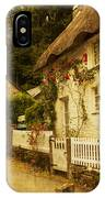 Helford Cottages IPhone Case
