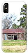 Hilltop Barn IPhone Case