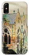 Historic Churches St Louis Mo - Digital Effect 7 IPhone Case