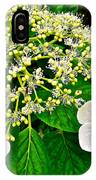 Hobblebush On Mackinac Island-michigan IPhone Case