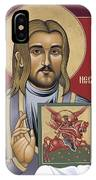 Holy New Martyr Nestor Savchuk 069 IPhone Case