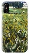 House At Auvers IPhone Case