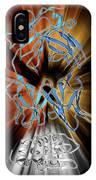 Immunoglobulin G Antibody And Egg White IPhone Case