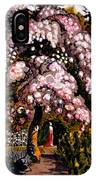 In A Shoreham Garden IPhone Case