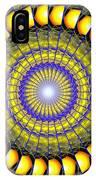 Infinity Gateway Nine Kaleidoscope IPhone Case