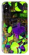 Interstate 10- Exit 259- 22nd St/ Star Pass Blvd Underpass- Rectangle Remix IPhone Case