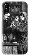 Ireland: Vaccination, 1880 IPhone Case