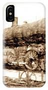 Iron Horse Boneyard IPhone Case