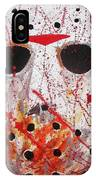 Jason IPhone X Case