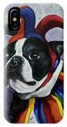 Jester II IPhone Case