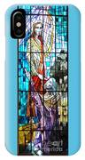 Jesus Healing The Blind Man IPhone Case