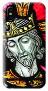 Jesus The King IPhone Case