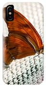 Julia Heliconian Dryas Julia IPhone Case