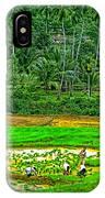 Jungle Homestead IPhone Case
