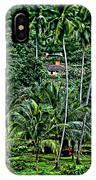 Jungle Life IPhone Case