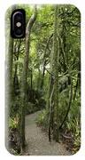 Jungle Trail IPhone Case