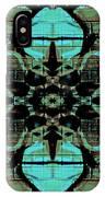 Kaleidoscope Flower 4 IPhone Case