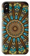 Kaleidoscope Steampunk Series Triptych IPhone Case