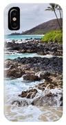 Keanae Lava Rock IPhone Case